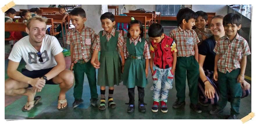 frivillig-arbeid-barnehage-india