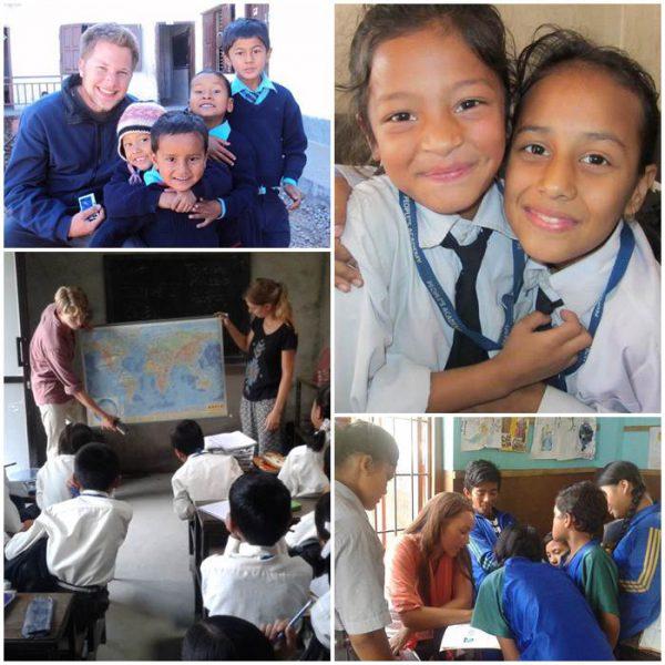 frivillig-arbeid-undervisning-skola-nepal