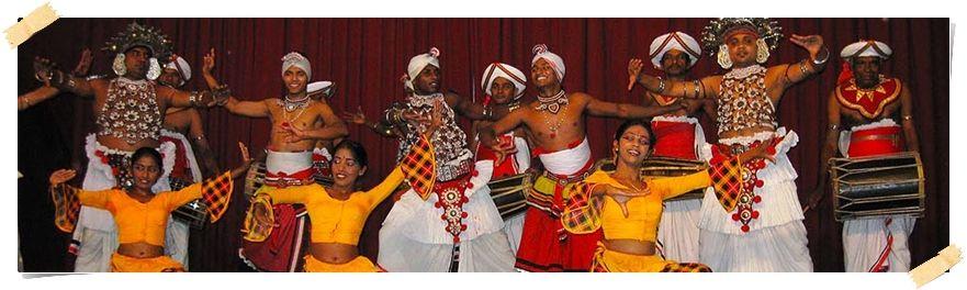 lankesisk dance sri lanka