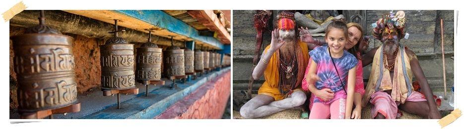 eventyr reise Nepal frivillig arbeid
