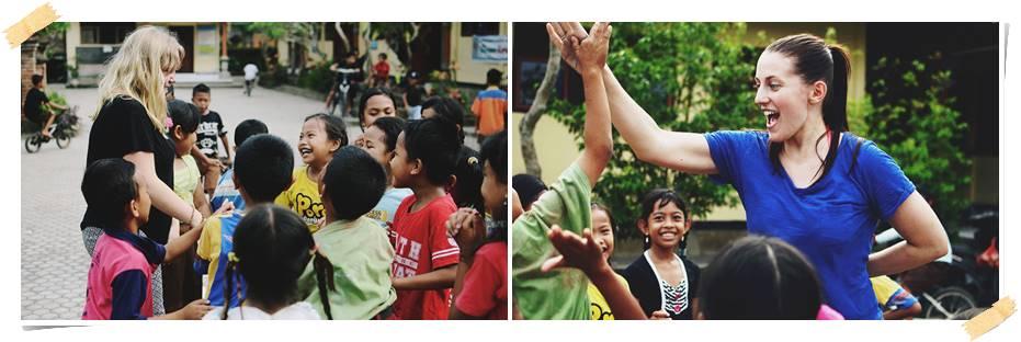 volontärresa-skola-bali