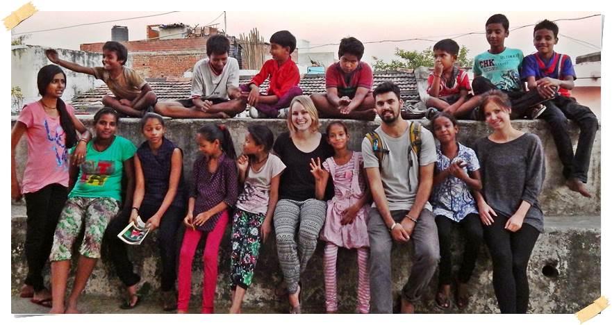 volontärresor-indien-fattiga barn