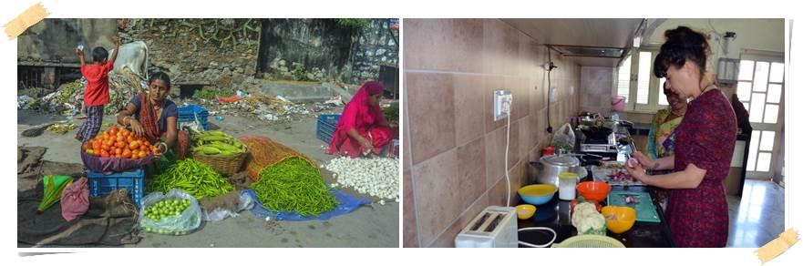 volontärresor-indien-matlagning
