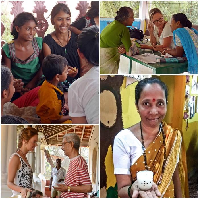 Volontärresa: Jobba med samhällsprojekt i Goa, Indien! - IndiGo Travel