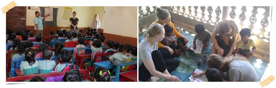 volontärresor-indien-undervisning-goa