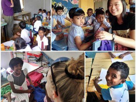 volontärresor-sri-lanka-skola