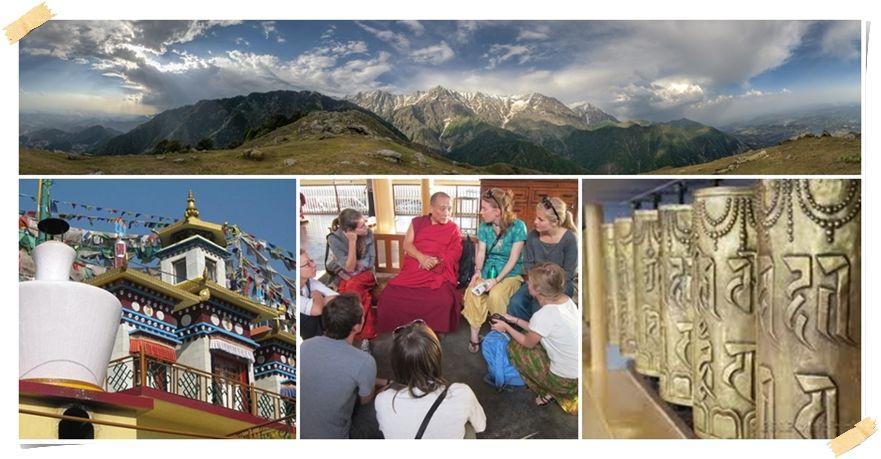 Tibetansk kultur i McLeod Ganj