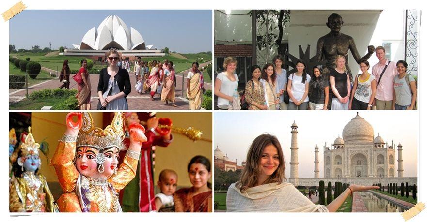 Agra Taj Mahal Indien