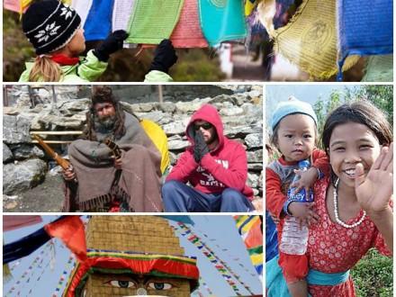 Volontärresa till Nepal