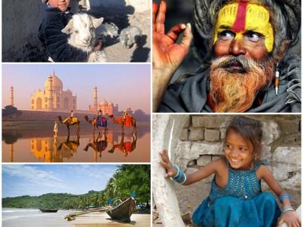 volontärresa roadtrip indien