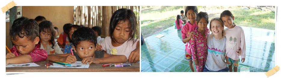 volontär-kambodja