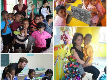 volontärarbete-skola-fiji-barn