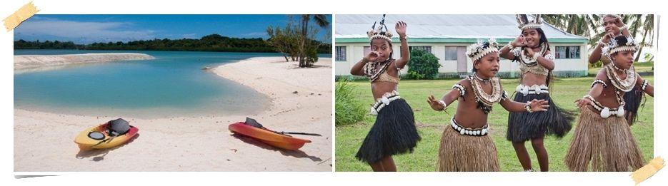 Introduktion för volontärer på Fiji