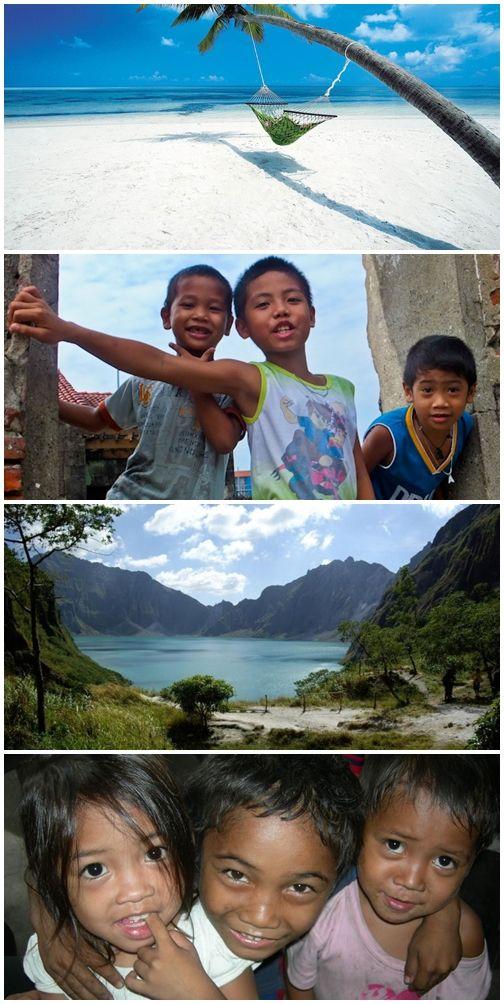Volontärresor till Filippinerna