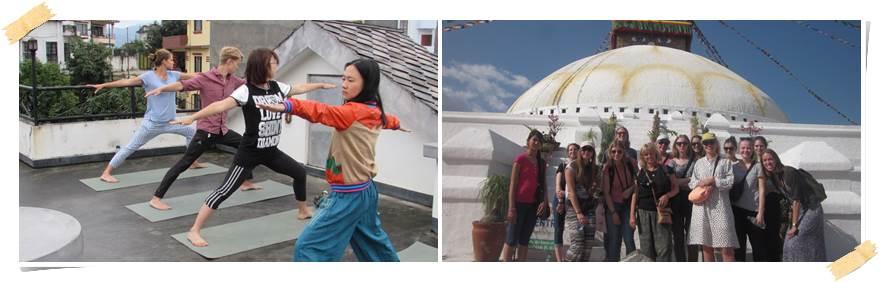 frivillig-nepal-yoga