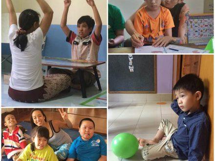volontärarbete-barn-autism-laos