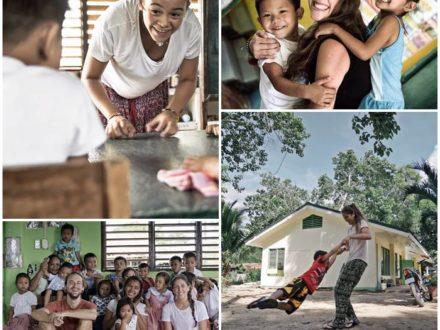 volontararbete-filippinerna-barn