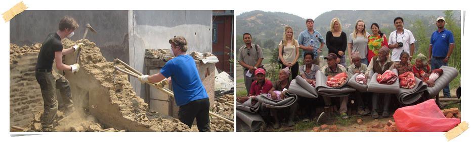 volontär-nepal-jordbävning