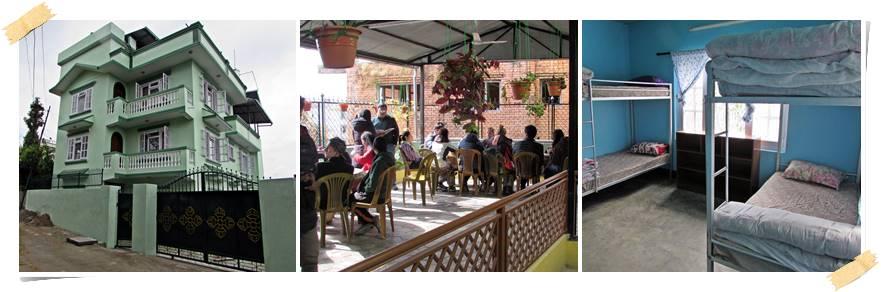 volontarresor-nepal-boende-kathmandu