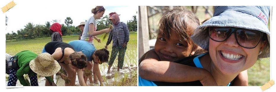 volontärresa-kambodja