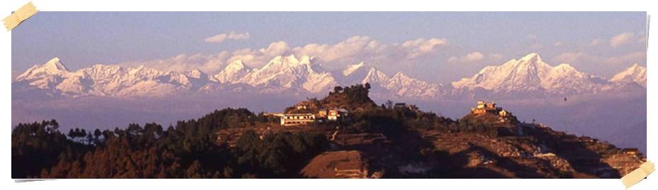 nagarkot-trekking-nepal-volontär