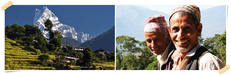 nepal-trekking-pokhara-poon-hill-volontärresa