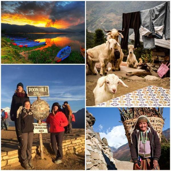 trekking-poon-hill-nepal-volontär