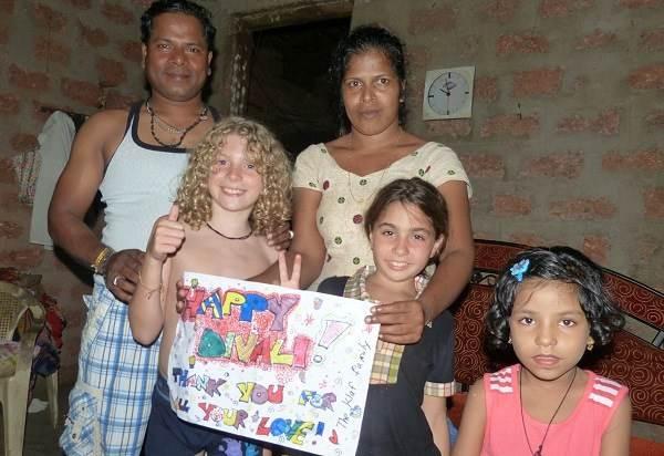 volont채rresa-med-familjen
