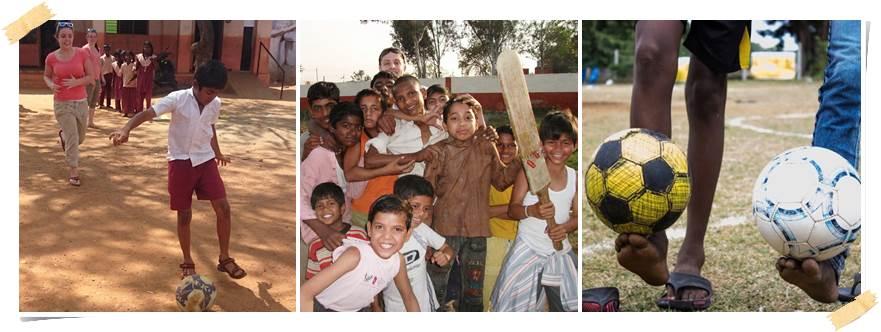 volontärarbete-sport-idrott-indien
