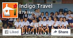 Följ IndiGo på Facebook