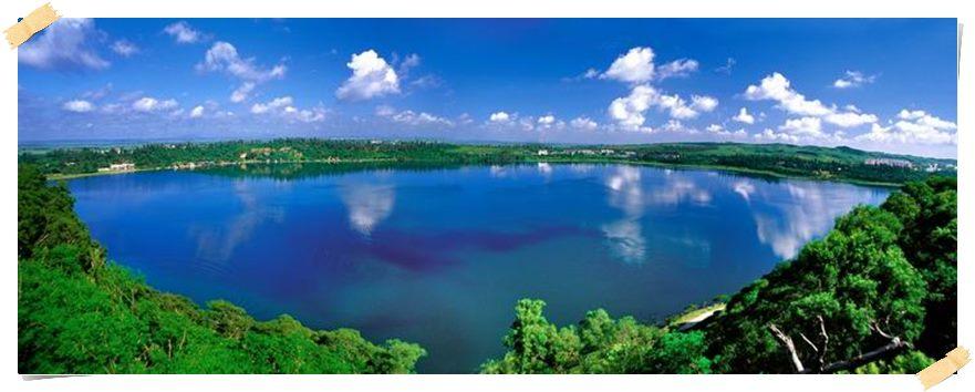 Huguang Lake Global Geopark