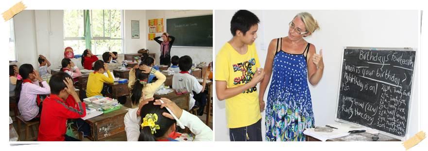 volontärresor-till-kina-undervisning