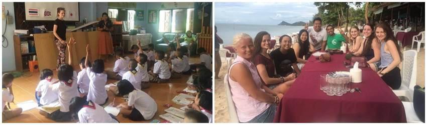 frivillig-arbeid-thailand-samui-skole