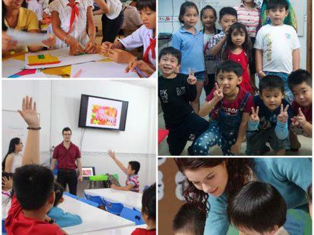 volontärarbete-vietnam-undervisning-skola