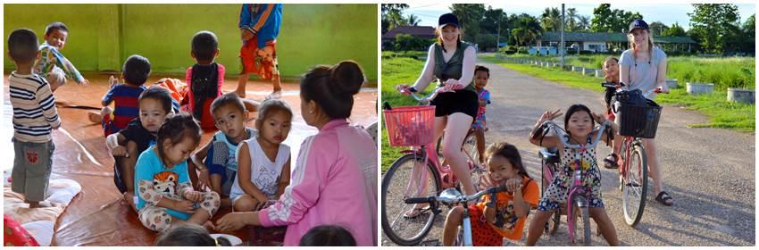 volontärarbete-laos-förskola