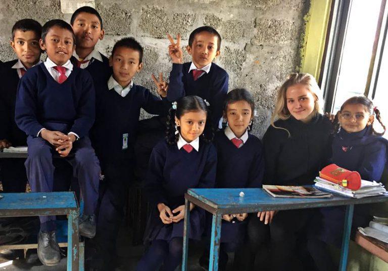 rebecca-volontärresa-nepal-feedback