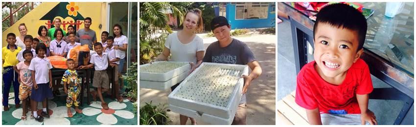 volontararbete-barnhem-thailand