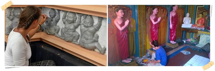 frivillig-arbeid-tempel-sri-lanka