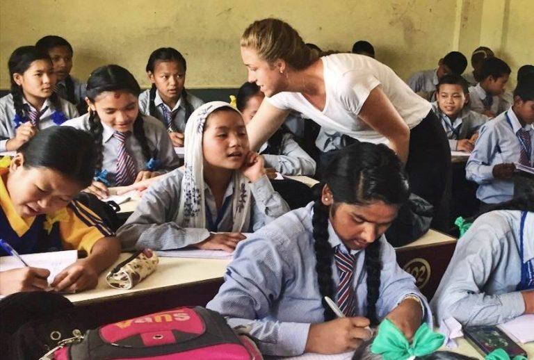 volontärresor-nepal