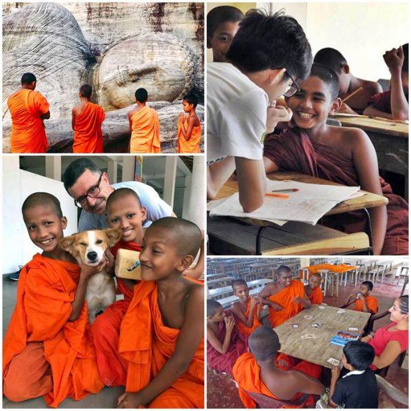 volontärresor-sri-lanka-undervisa-munkar