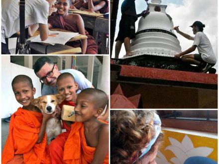 volontararbete-undervisa-munkar-sri-lanka
