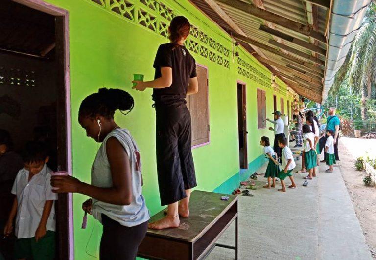 grön-skola