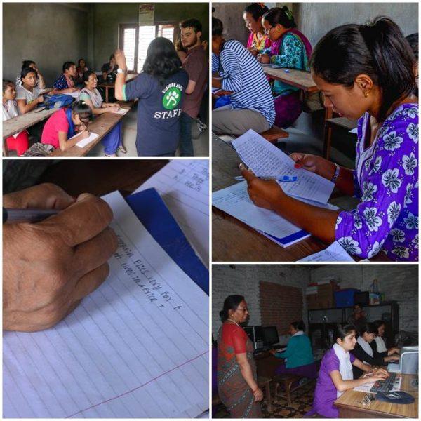 volontär-kvinnoprojekt-nepal