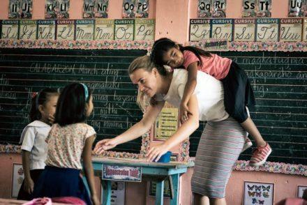 Volontärarbete i Filippinerna