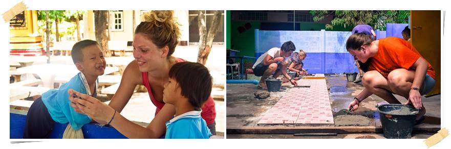 frivillig-arbeid-thailand-tempelskole