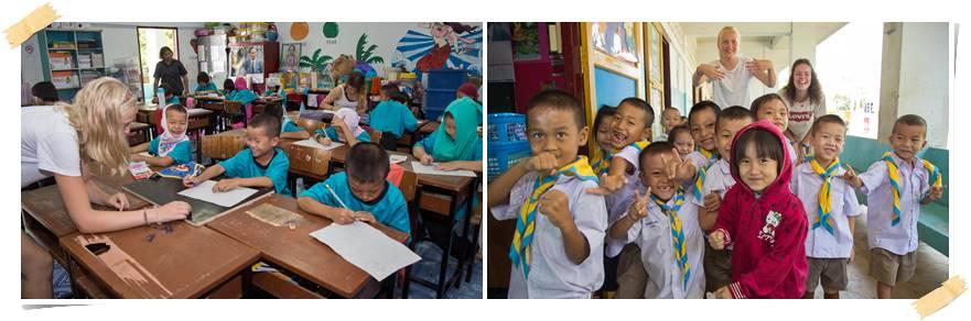 thailand-volontararbete-tempelskola