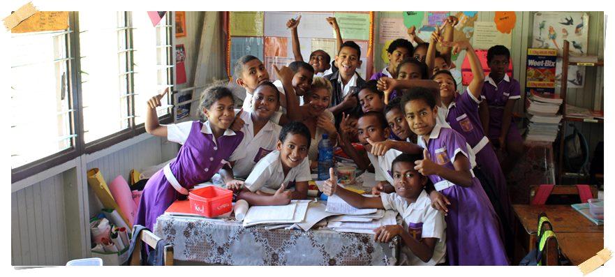 fiji-frivillig-arbeid-skole